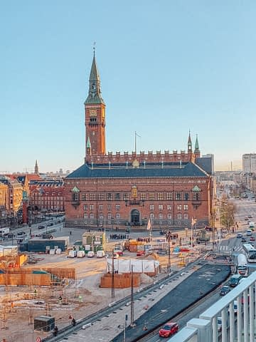 A viewpoint of Copenhagen. Things to do in Copenhagen