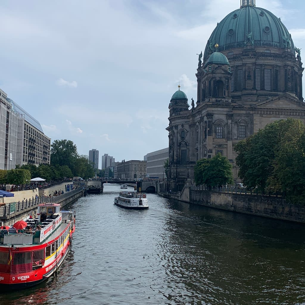 Museum Island advised to go to as part of a Berlin City break.