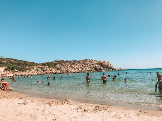 The sea and beach in Sardinia. Where to go in Sardinia