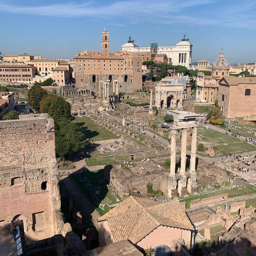 Roman Forum. Things to do with 3 days in Rome.